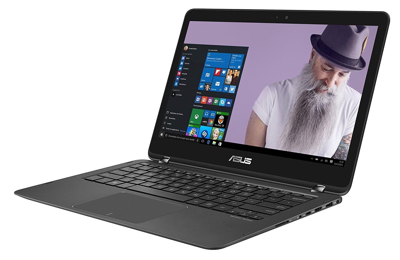 """Asus Zenbook Flip UX360UAK-DQ412T, pc portable tablette 13"""" i7 (879€)"""