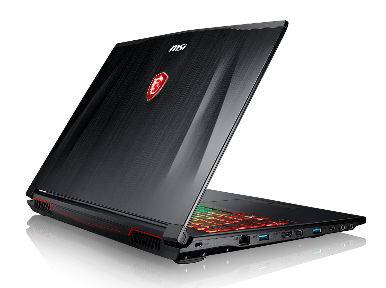 "MSI GP62MVR 7RFX-1010XFR, PC portable 15"" GTX 1060 SSD Quad 1099€"