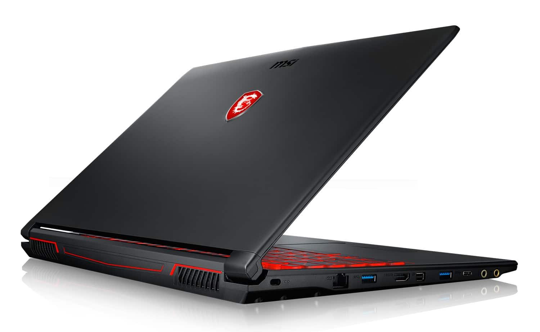 240f00c6587 Le MSI GV62 7RD-2269FR est un ordinateur portable polyvalent performant de 15  pouces orienté jeu.