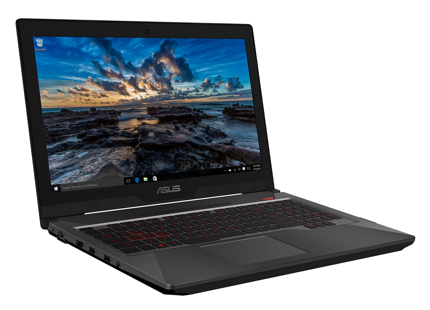 Asus ROG FX503VD-DM003T, PC portable 15 pouces Full i7 Kaby GTX (799€)