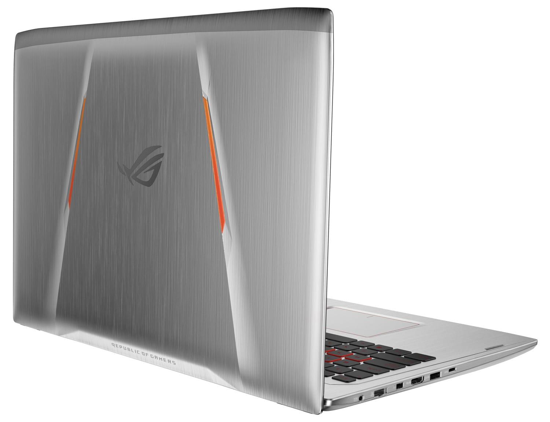 Asus GL502VM-FY593T, PC portable 15 pouces IPS GTX 1060 SSD i7 16 Go 1499€