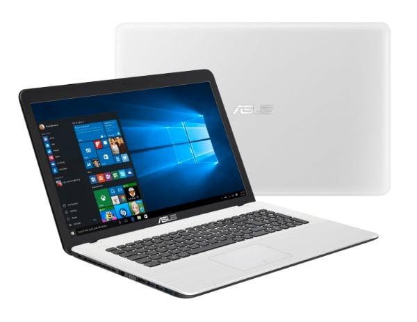 Asus K751BP-TY072T, PC portable 17 pouces 2 To Radeon et 8 Go (599€)