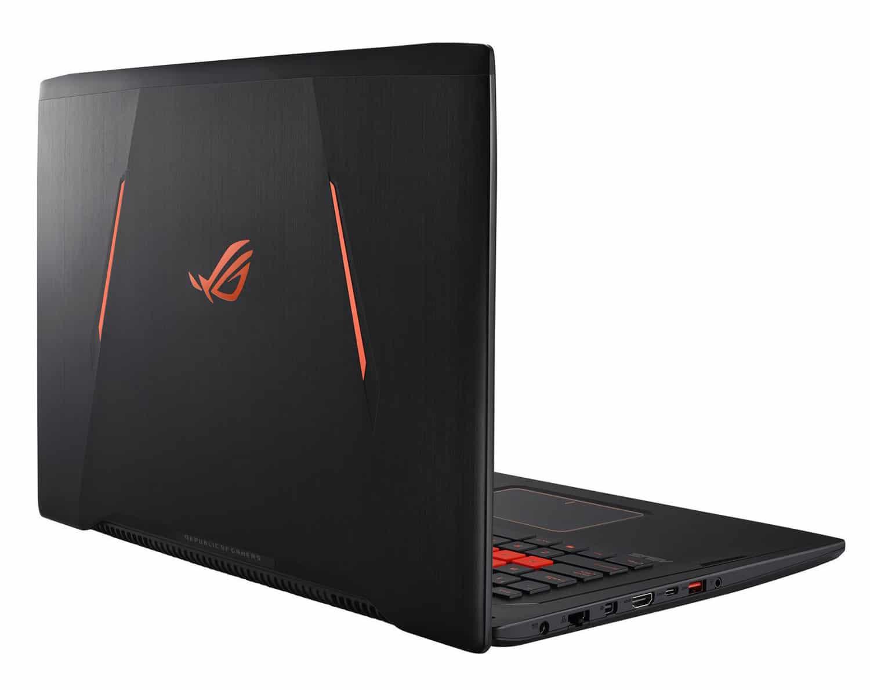 Asus GL702VI-BA040T, PC portable 17 pouces 120Hz GTX 1080 SSD promo 2299€