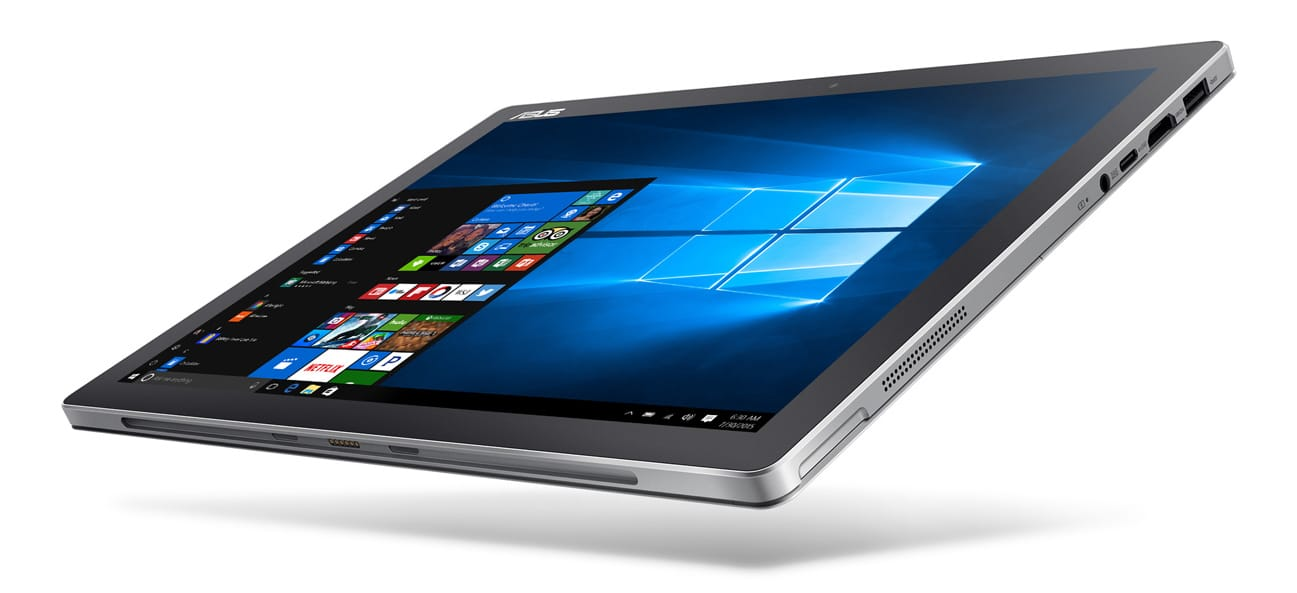 "Asus Transformer Pro T304UA-GN042T, tablette/ultrabook 12"" QHD+IPS (669€)"