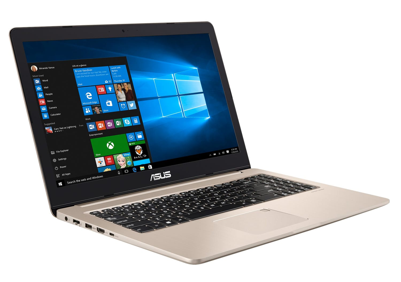 "Asus VivoBook N580VD-FJ637T, ultrabook 15"" 4K tactile 16 Go GTX 1050 i7 à 1499€"