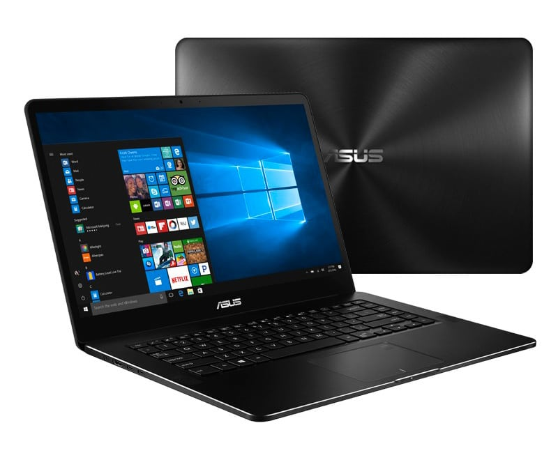 Asus ZenBook UX550VD-E2115T, Ultrabook 15 pouces 4K SSD 1 To GTX i7 2499€