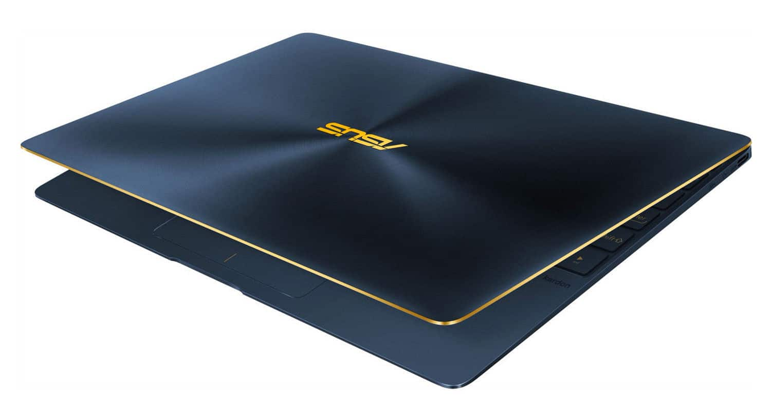 """Asus Zenbook 3 UX390UA-GS038T, ultrabook 12"""" fin ultra léger IPS i7 SSD à 999€"""