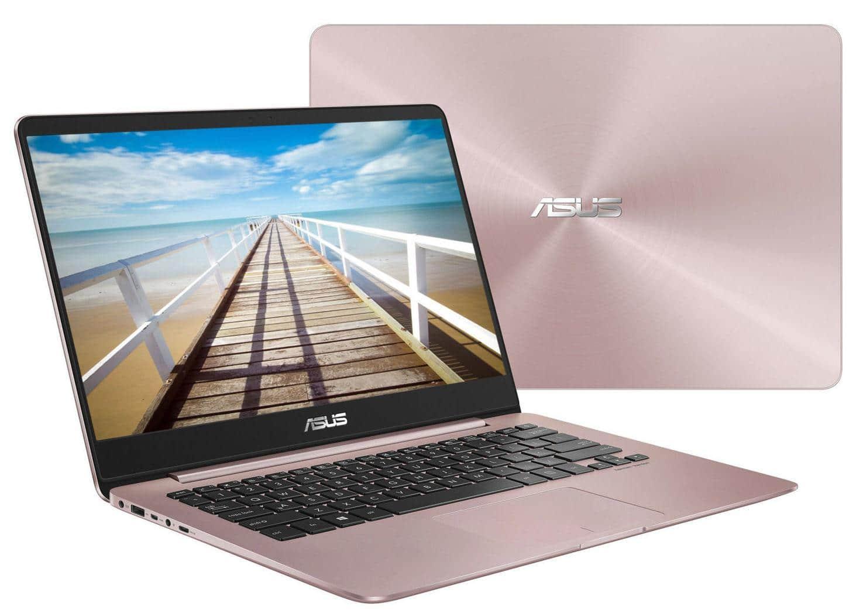 "Asus Zenbook UX430UA (5r8256), ultrabook 14"" Rose i5 Refresh IPS SSD à 799€"