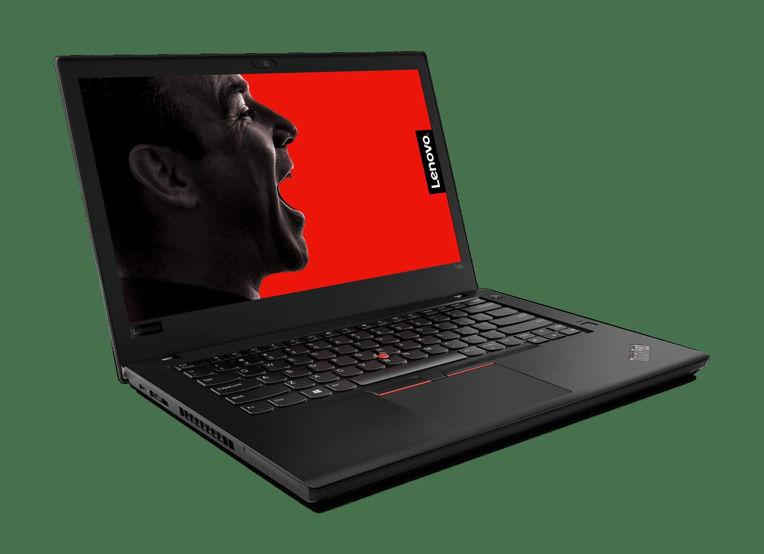 """<span class=""""tagtitre"""">CES 2018 - </span>Lenovo ThinkPad T480, T480s et T580, nouveaux Ultrabooks"""