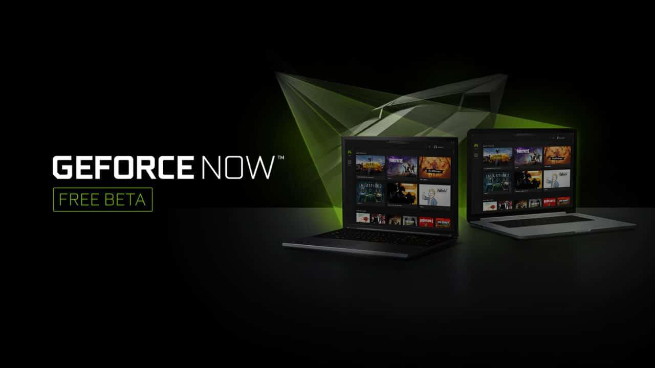 """<span class=""""tagtitre"""">CES 2018 - </span>NVIDIA GeForce Now, pour jouer en ligne sans PC puissant"""
