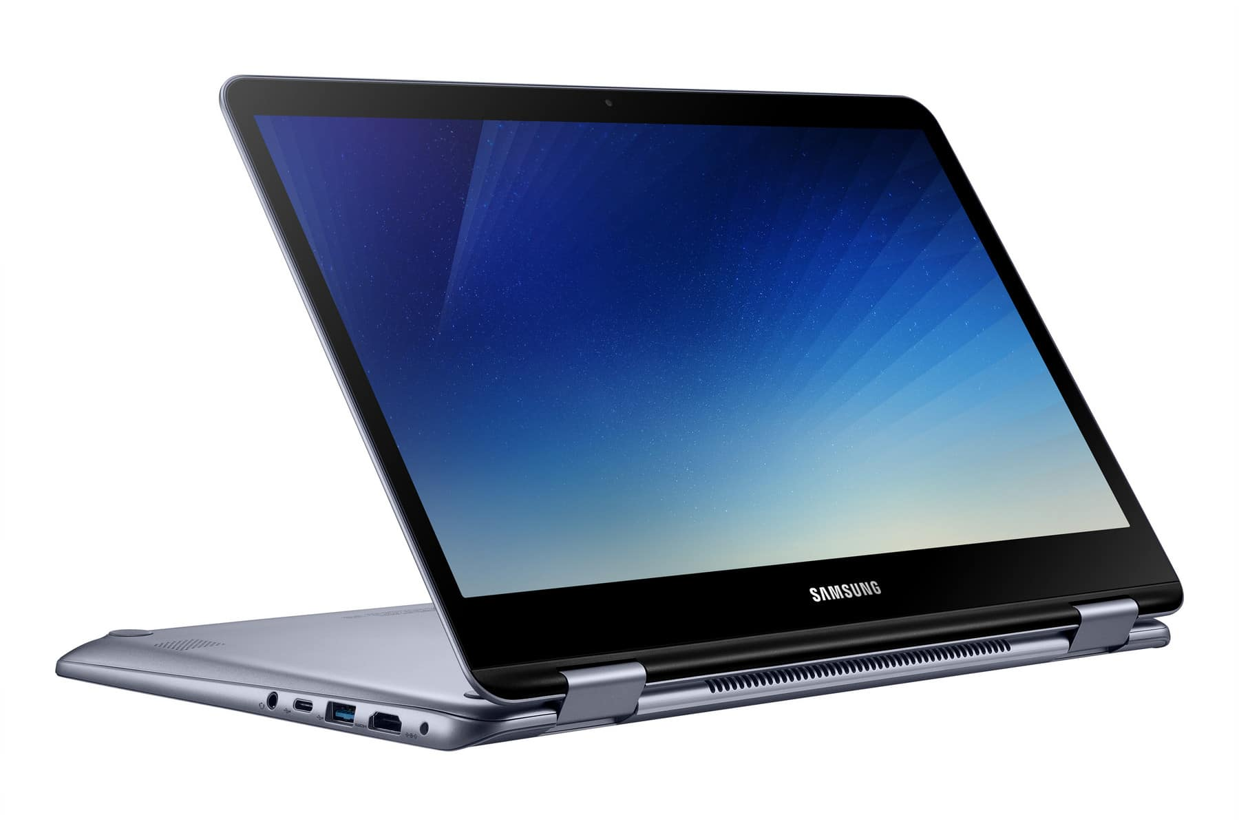 """<span class=""""tagtitre"""">CES 2018 - </span>Samsung Notebook 7 Spin et Notebook 9 Pen Kaby Lake Refresh"""