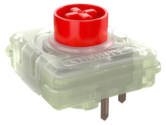 Cherry MX Low Profile RGB pour les claviers mécaniques des PC portables