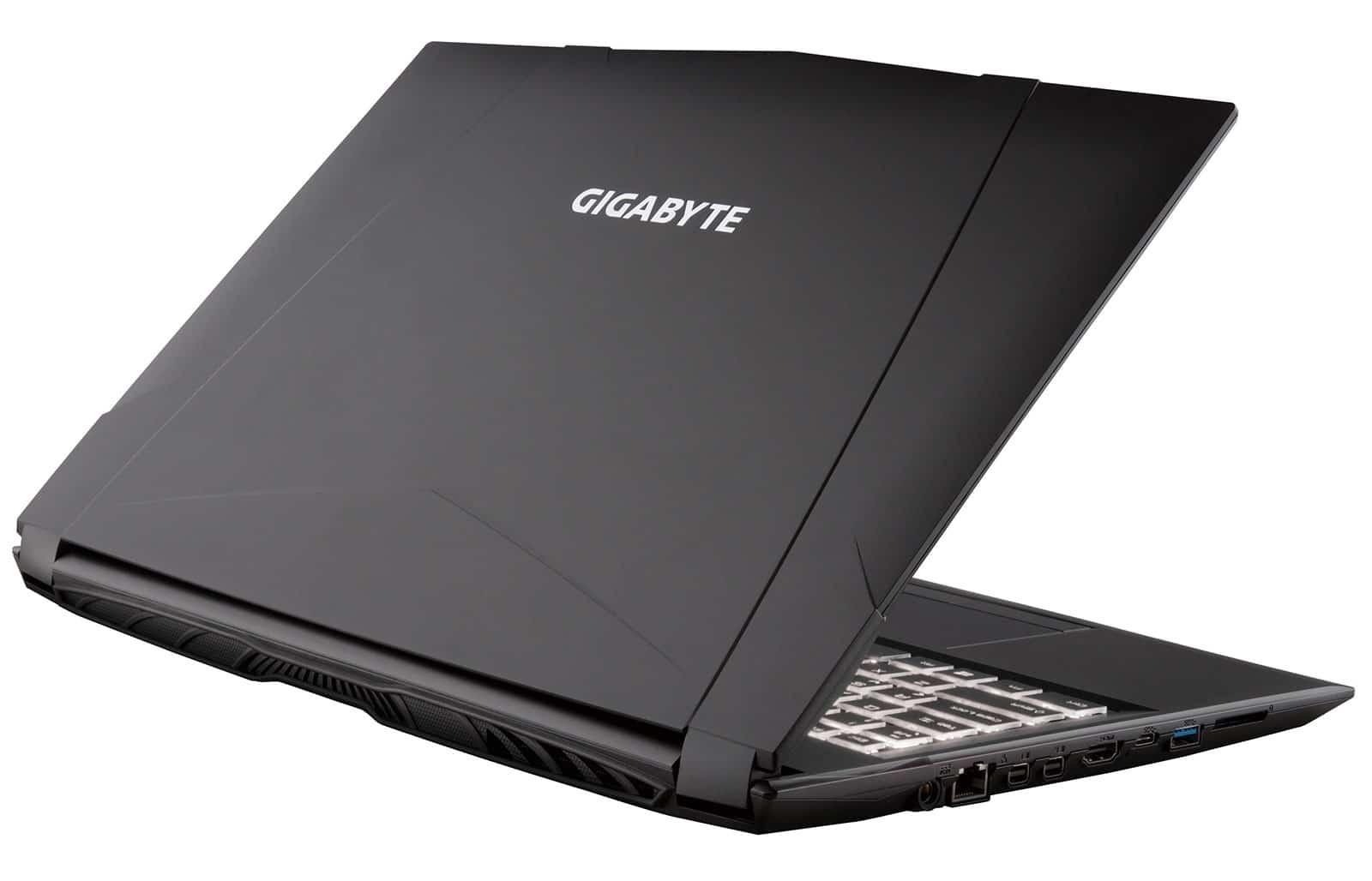 "Gigabyte Sabre 15 P45G V7 C32W10, PC portable 15"" IPS SSD i7 GTX 1050 1099€"
