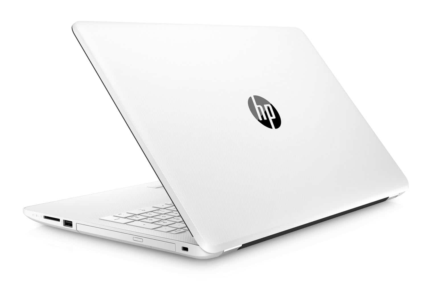 HP 15-bw050nf, PC portable 15 pouces Blanc Full HD A9 Stoney 8 Go pack 529€