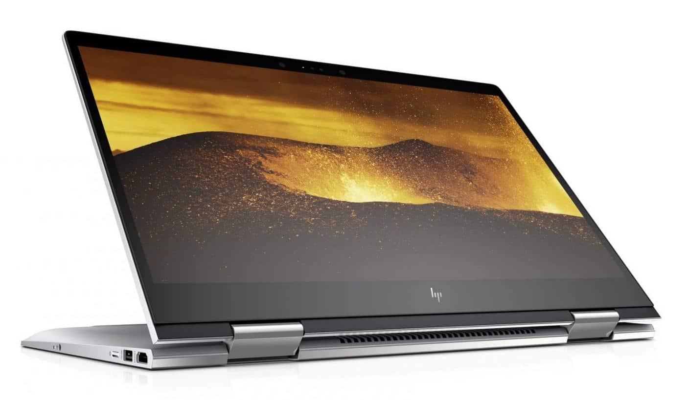 HP Envy x360 15-bp110nf, ultrabook 15'' Tablette i5 Quad SSD 256 (899€)