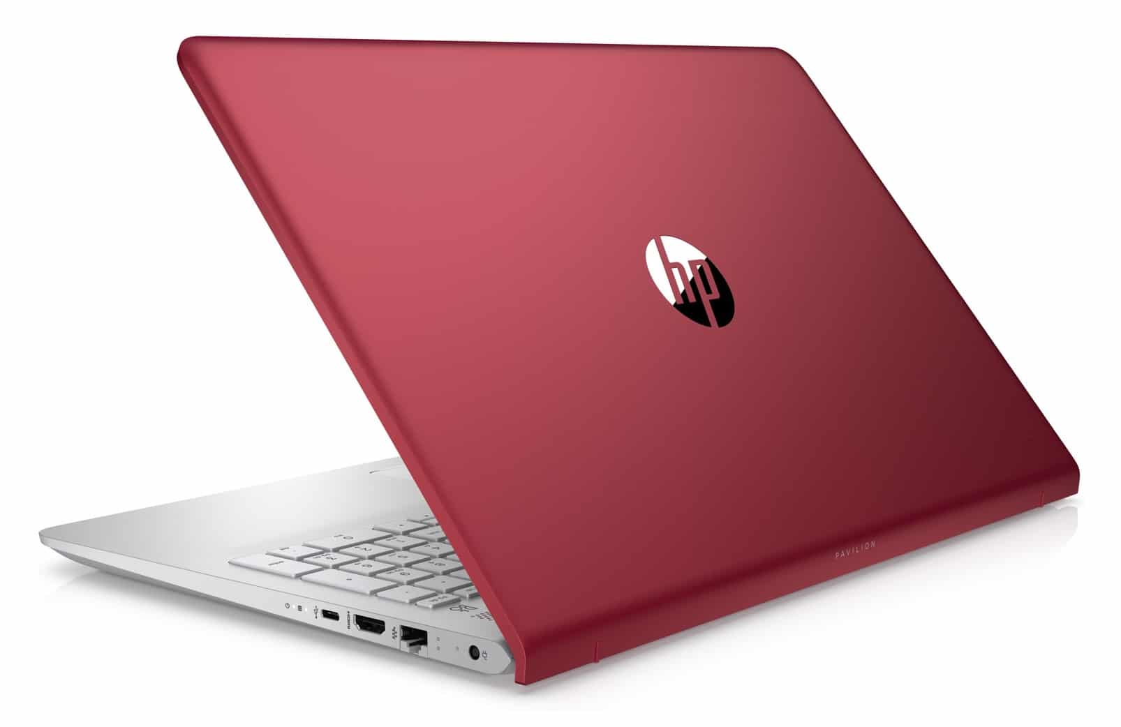 HP Pavilion 15-cc517nf, ultrabook 15 pouces Rouge Full HD i3 Kaby à 539€