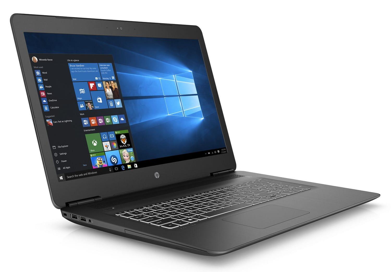 HP Pavilion 17-ab310nf à 849€, PC portable 17 pouces IPS GTX 1050 i5 8 Go (739€)