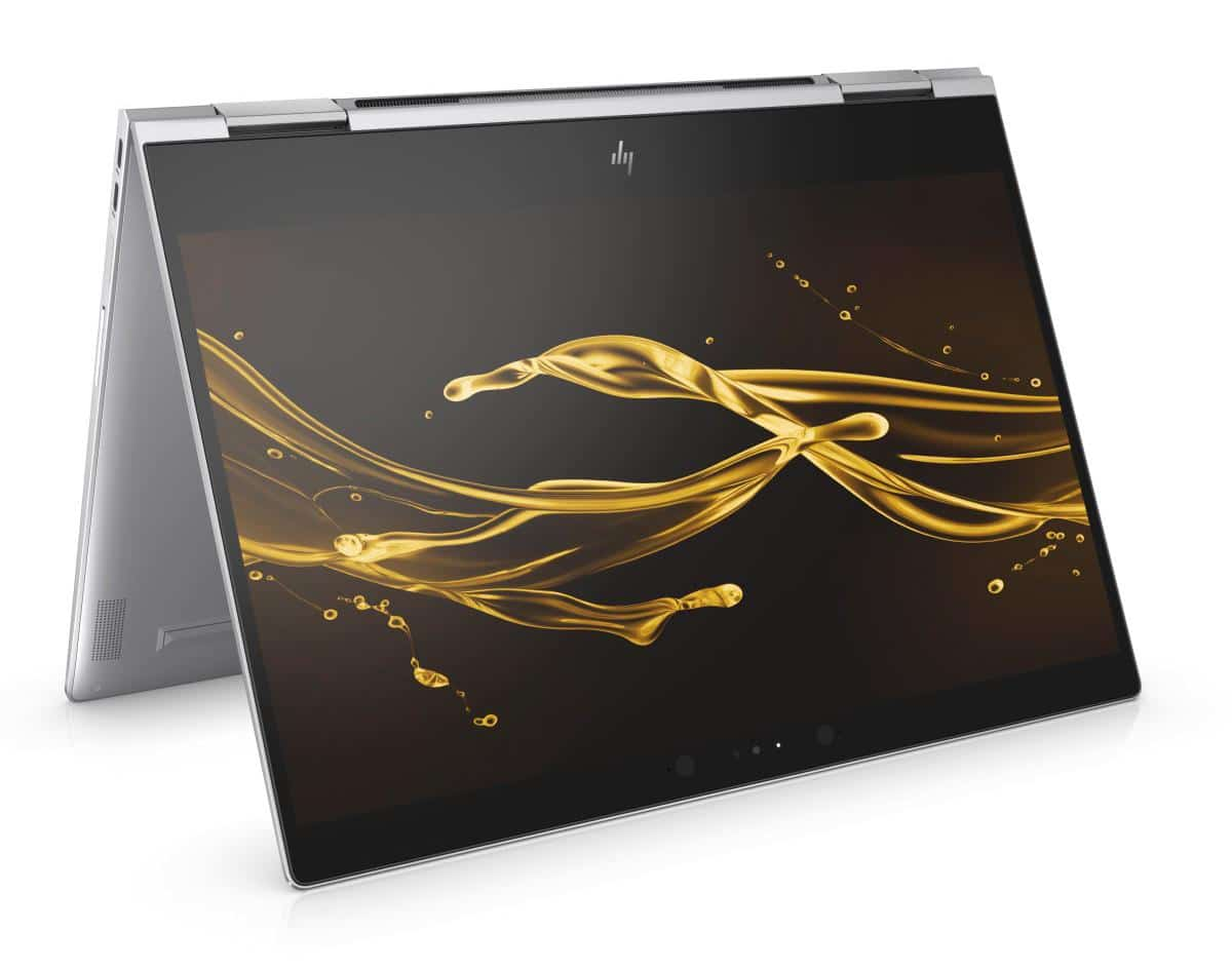 HP Spectre x360 13-ae000nf, 13 pouces Tablette i5 Kaby Refresh IPS SSD à 1199€