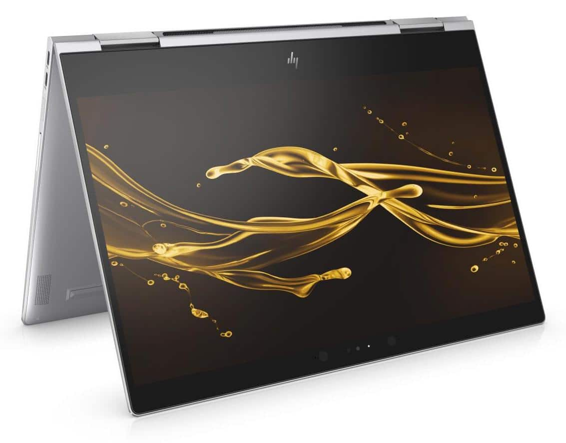 HP Spectre x360 13-ae012nf, 13 pouces Tablette SSD512 i5 Refresh (1299€)
