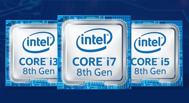 """<span class=""""tagtitre"""">Intel - </span>de nouveaux processeurs Coffee Lake série H pour PC portables se dévoilent"""