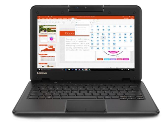 Lenovo lance de nouveaux ultraportables (tactiles) visant le marché éducatif