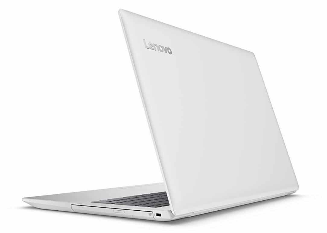 "Lenovo IdeaPad 320-15ABR, PC portable 15"" Blanc Full SSD A12 Radeon à 629€"
