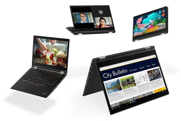 """<span class=""""tagtitre"""">CES 2018 - </span>Lenovo rafraichit ses ThinkPad Série L, T et X"""