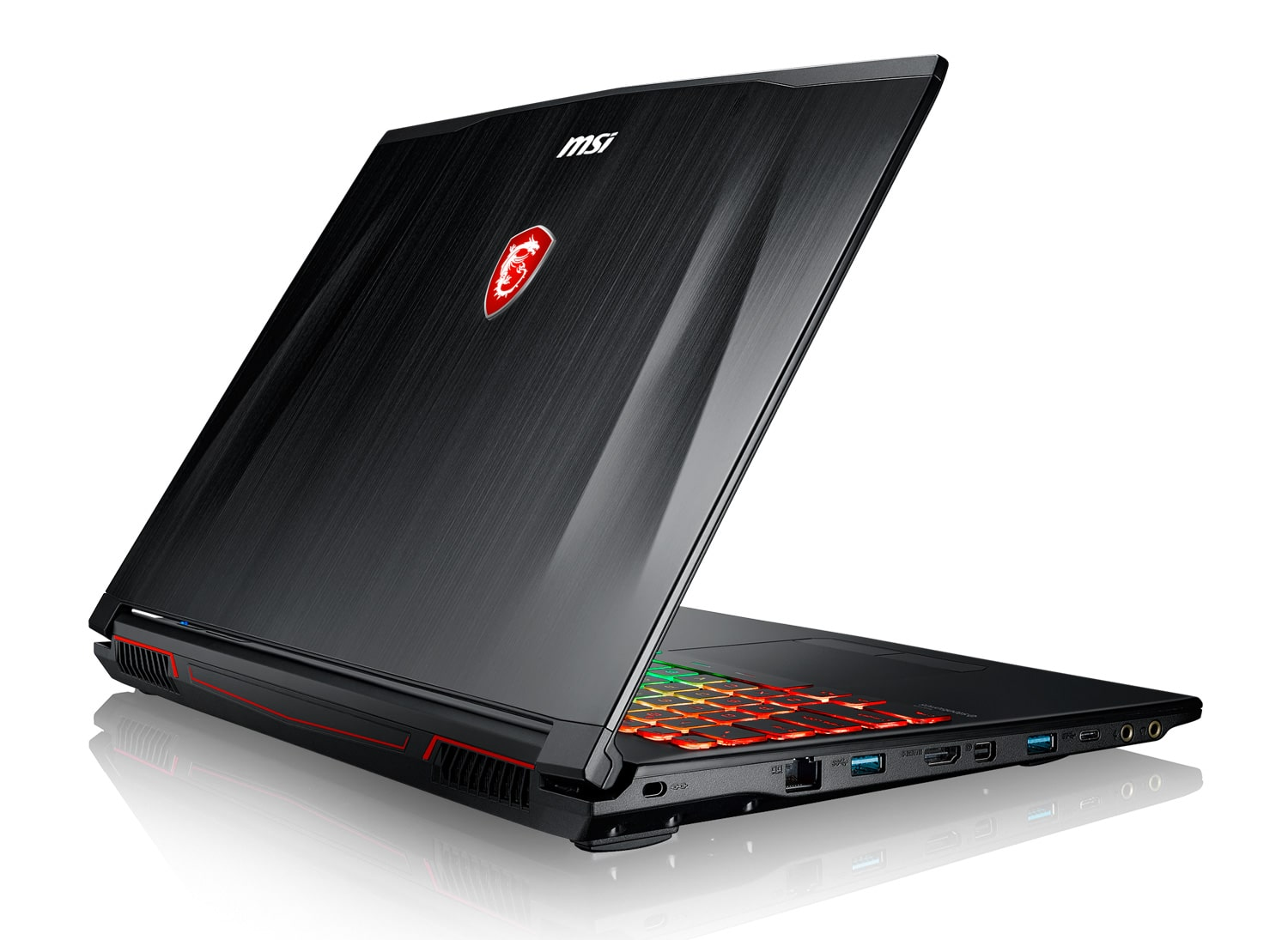 "MSI GP62M 7REX-2063FR, PC portable 15"" GTX 1050 Ti SSD Quad (798€)"