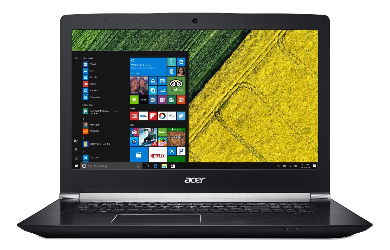 "Acer VN7-793G-51KV, PC portable 17"" IPS GTX 1050 Ti Quad (886€)"