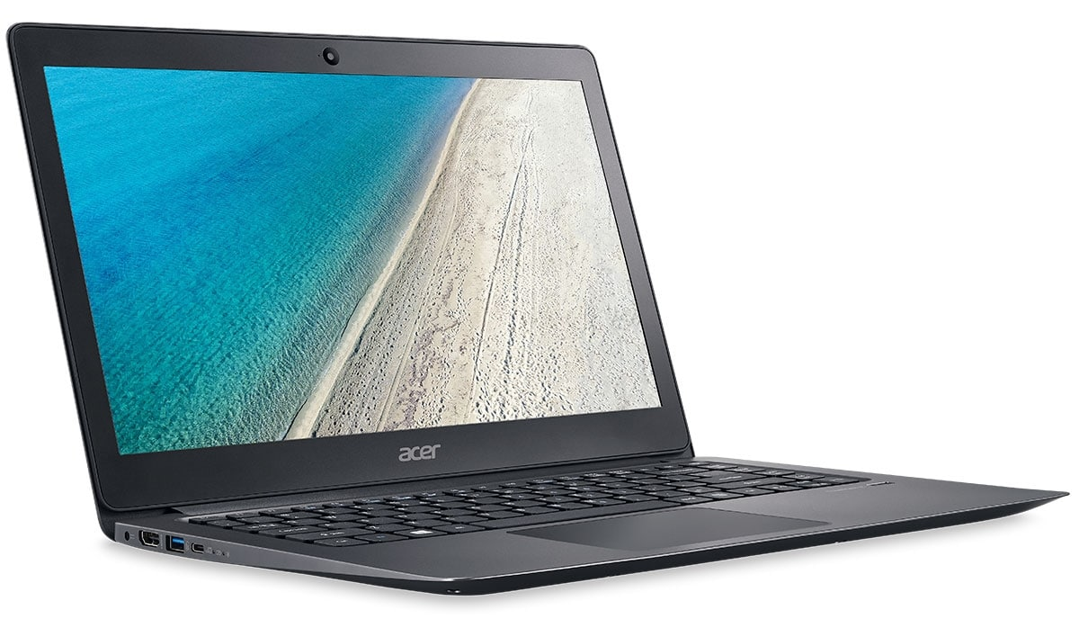Acer TravelMate X349-M-580J promo 854€, Ultrabook 14 pouces IPS SSD i5 Pro