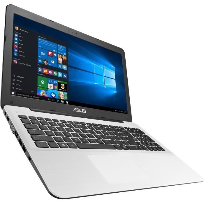 Asus R556BP-XX119T, PC portable 15 pouces Blanc 2 To Radeon A9 à 469€