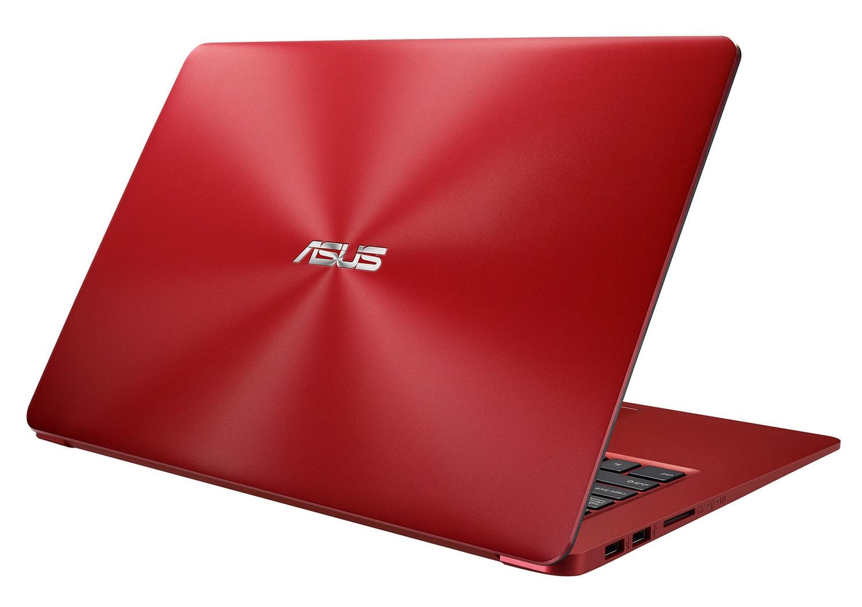 "Asus VivoBook S501UA-EJ646T, ultrabook 15"" Rouge Quad i5 Full HD SSD à 599€"