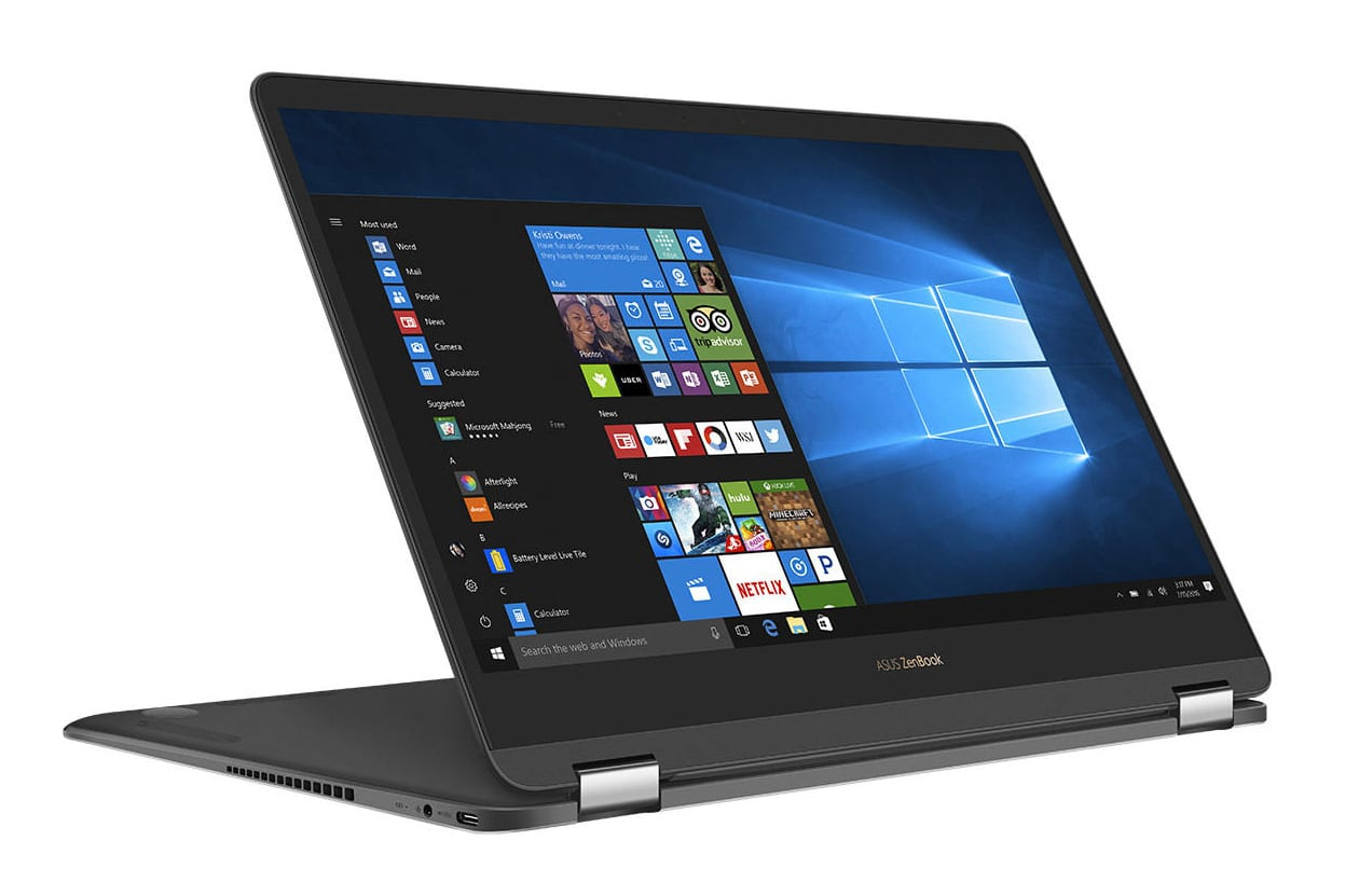 "Asus Flip UX370UA-C4343T, Ultrabook 13"" IPS Tablette (849€)"