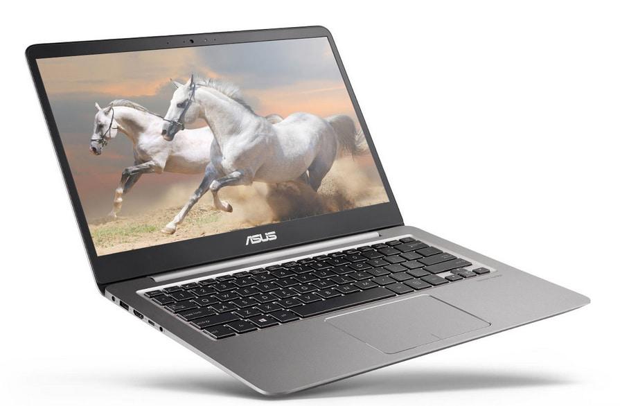 "Asus UX410UF-GV028T, Ultrabook 14"" Full IPS SSD256 Quad MX130 (899€)"