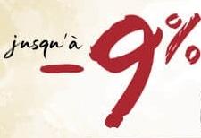 """<span class=""""tagtitre"""">Bon Plan - </span>jusqu'à 9% de remise chez GrosBill"""