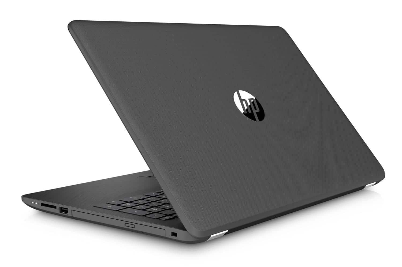 HP 15-bs077nf, PC portable 15 pouces bureautique Noir Kaby Lake 8 Go à 409€