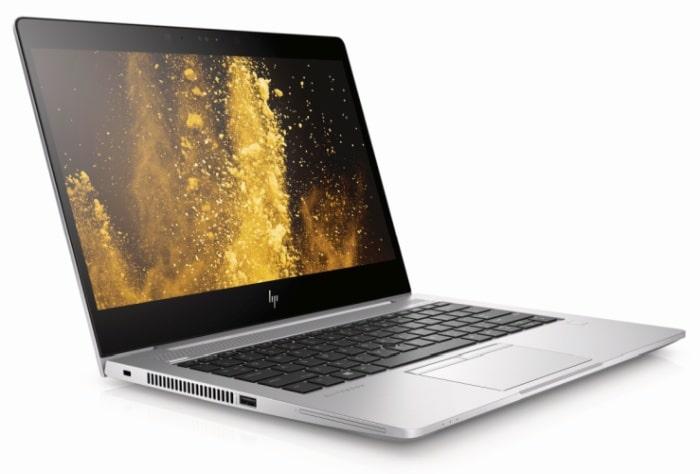 "<span class=""tagtitre"">HP - </span>nouveaux PC portables Elitebook 800 G5 avec Kaby Lake Refresh"