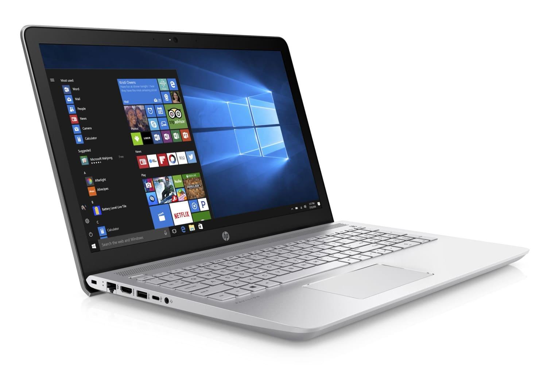 HP Pavilion 15-cc521nf à 1099€, Ultrabook 15 pouces SSD 512 i7 940MX 8 Go
