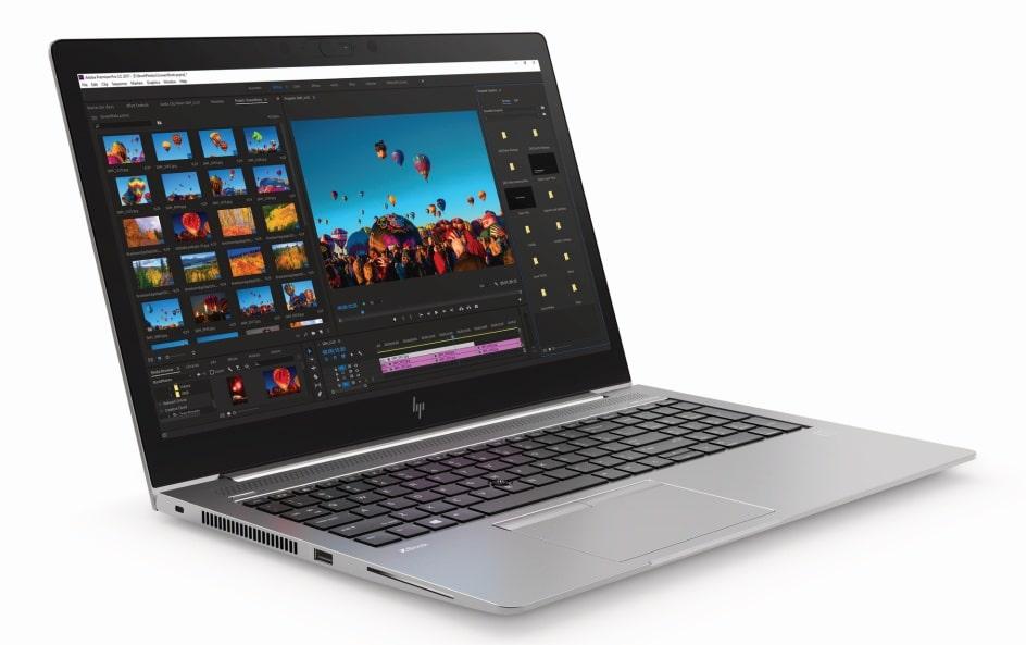 HP ZBook 14u et 15u, Ultrabook 14 et 15 pouces Kaby Refresh SSD Pro