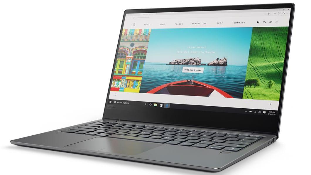 Revue de presse des tests publiés sur le Web (Lenovo Ideapad 720S-13IKB)