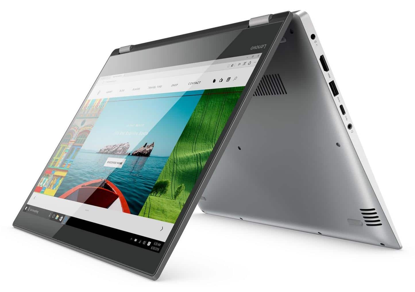 Lenovo Yoga 520-14IKB, ultrabook 14 pouces Tablette i3 Kaby SSD/HDD à 649€