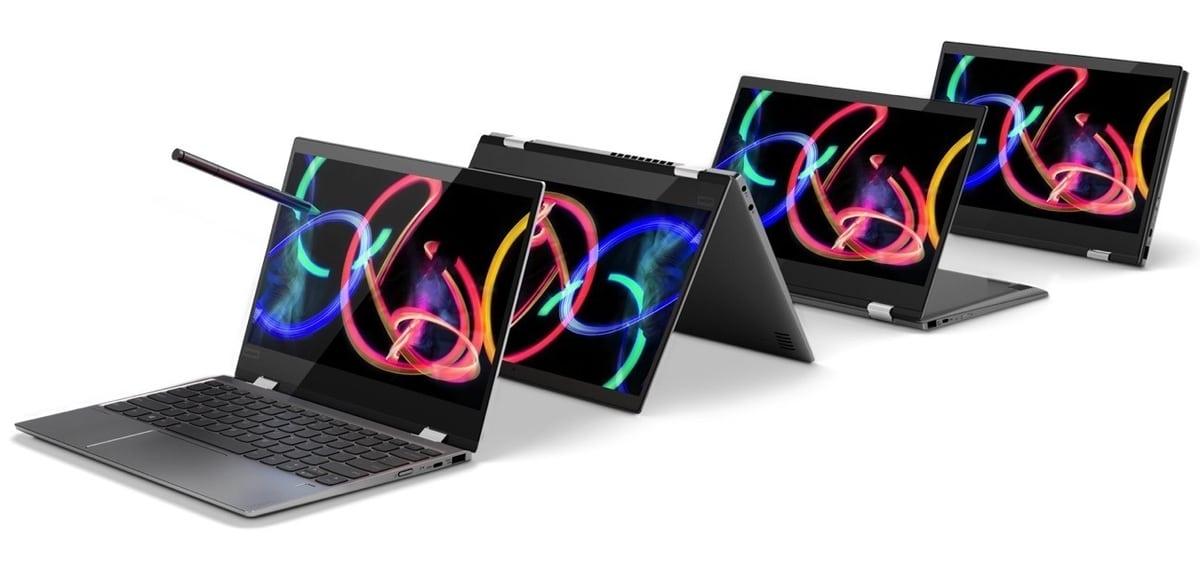 Revue de presse des tests publiés sur le Web (Lenovo Yoga 720-12)
