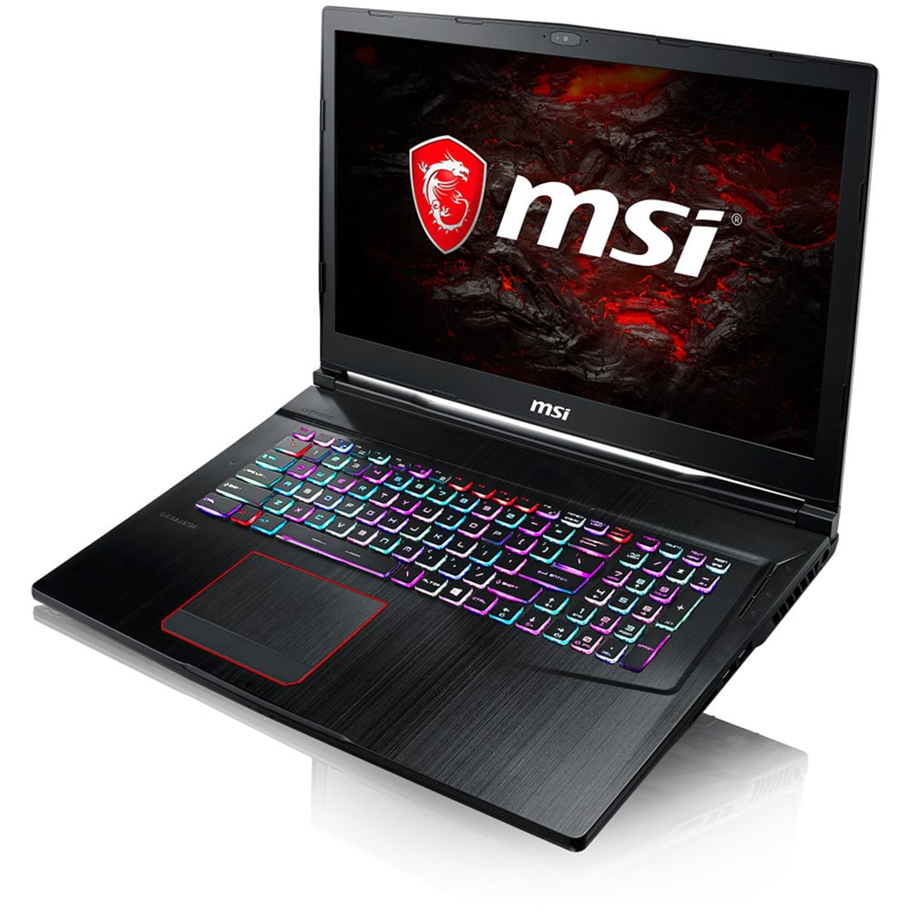 "MSI GE73VR 7RF-016FR, PC gamer 17"" GTX 1070 120 Hz SSD512 (1799€)"