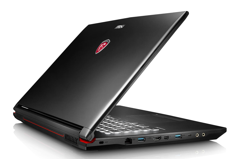 MSI GP72VR 7RF-430X, PC gamer 17 pouces GTX 1060 Full i5 SSD (849€)