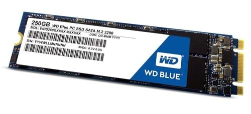 "<span class=""tagtitre"">Bon Plan - </span>SSD Western Digital Blue M.2 de 250 Go en promo pour 84€"