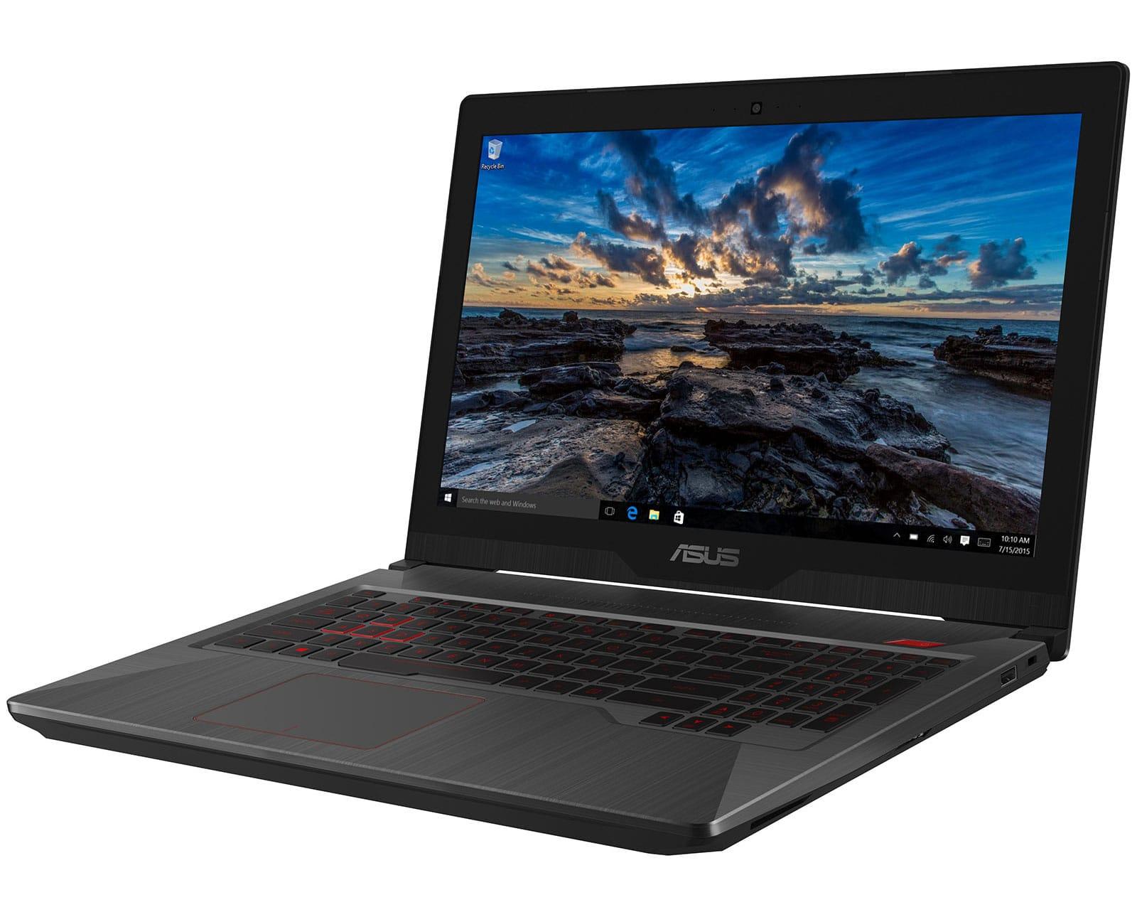 Asus FX503VD-DM051T, PC portable 15 pouces Full GTX 1050 Quad à 799€