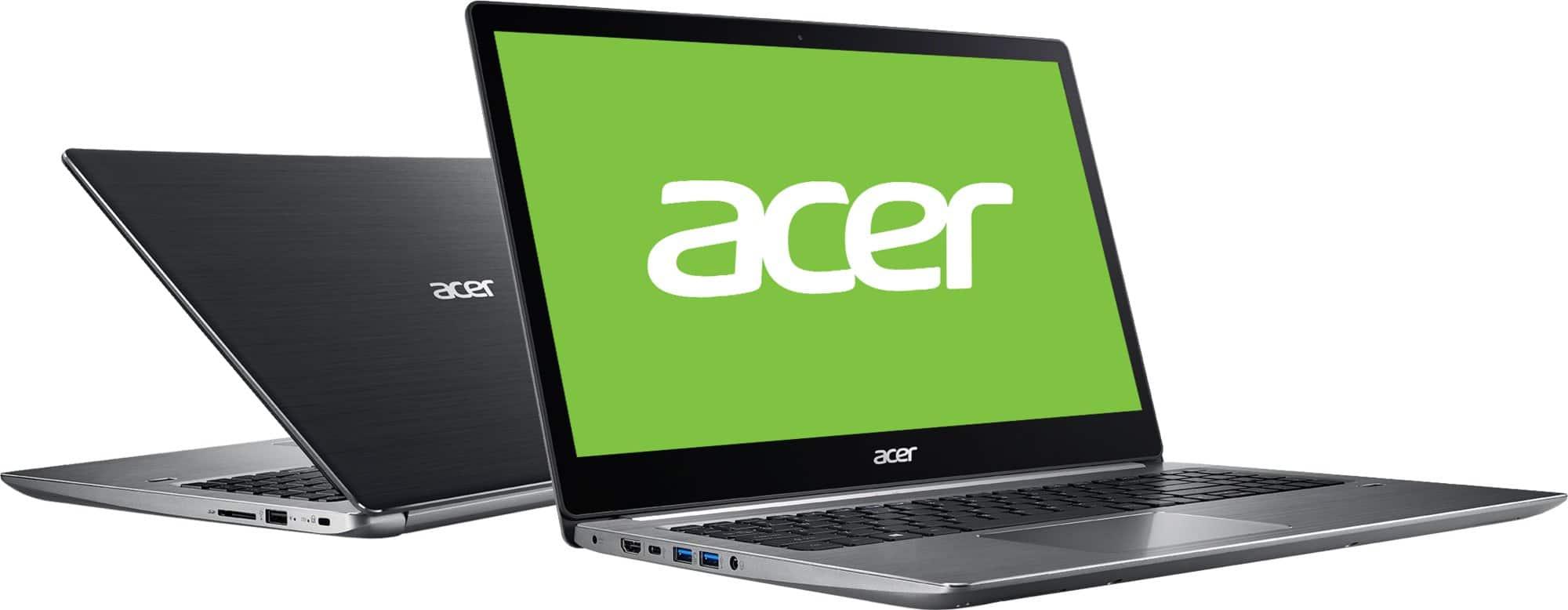 Revue de presse des tests publiés sur le Web (Acer Swift 3 SF315-41 Ryzen)