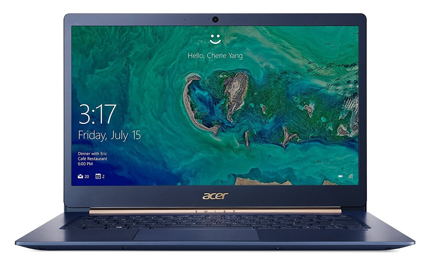"Acer Swift 5 SF514-52T-57MK, ultrabook 14"" léger Tactile Refresh SSD à 940€"