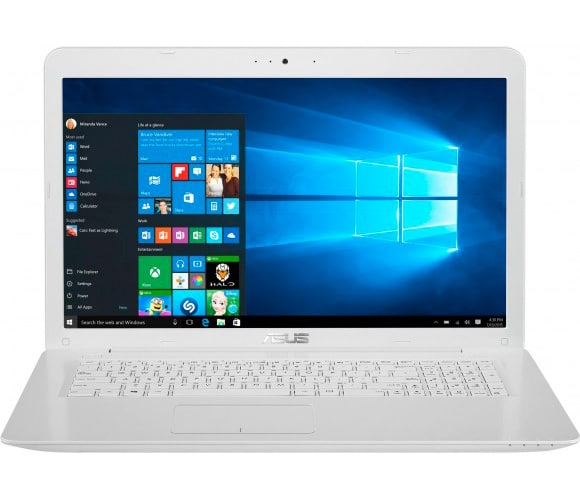 "Asus K756UQ-T4478T à 599€, PC portable 17"" Full HD Kaby Lake 940MX"