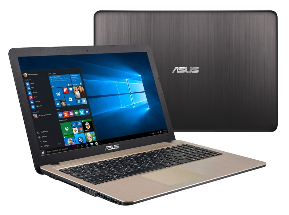 Asus R540UV-DM085T, PC portable 15 pouces Full HD i3 920MX à 499€